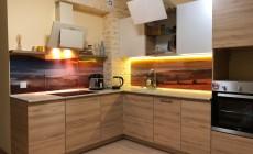 Тёплый кухонный гарнитур от Premier Garden