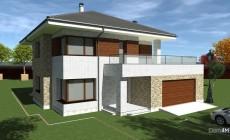 Проект дома 4m1462
