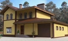 Готовый проект дома 109 кв.м // Артикул АЛ-183