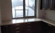 Кухонная столешница с подоконником из искусственного камня Tristone S-113 Irish Cream
