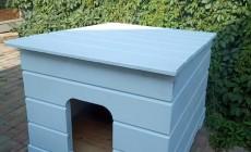 Дизайнерская собачья будка.