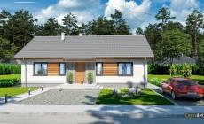 Проект дома 4m254