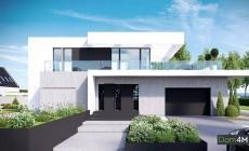 Проект дома 4m709