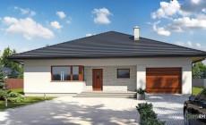 Проект дома 4m580