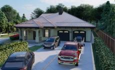 Проект дома А 380