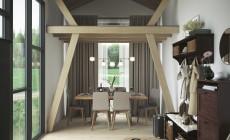 Дизайн-проект каркасного дома