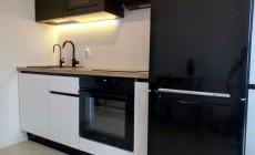 Черно-белый кухонный гарнитур от Premier Garden