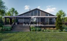Проект дома Планнерс 122-228-1