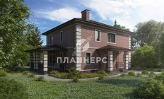 Проект дома Планнерс 106-188-2
