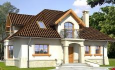 Проект дома 162 кв.м // Artikl - Polak-177