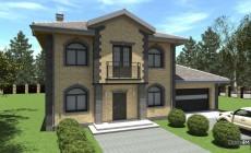 Проект дома 4m1505