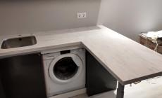 Кухонная столешница из искусственного камня Tristone