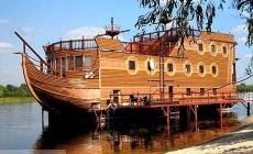 Проект дома-корабля 40-150 кв.м // Артикул R-74