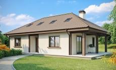 Проект дома 4m508