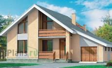 Проект бетонного дома 51-59