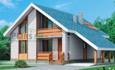 Проект бетонного дома 51-61