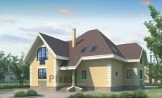 Проект бетонного дома 51-88
