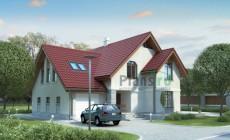 Проект бетонного дома 51-94