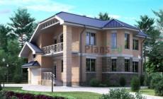 Проект бетонного дома 51-99