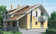 Проект бетонного дома 52-39