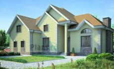 Проект бетонного дома 53-62