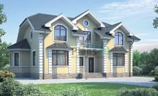 Проект бетонного дома 53-90
