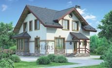 Проект бетонного дома 54-26