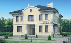 Проект бетонного дома 54-50