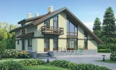 Проект бетонного дома 54-67