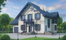 Проект бетонного дома 54-68