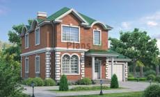 Проект бетонного дома 54-69