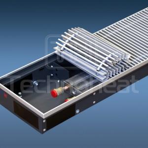 Внутрипольный конвектор КВЗ 200-80-1000