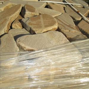 Продаем Камень галтованный Фисташка натуральный
