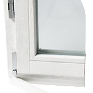 Окна из дуба. Система IV-78 люкс.