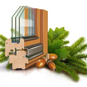 Металлопластик VS Деревянные стеклопакеты