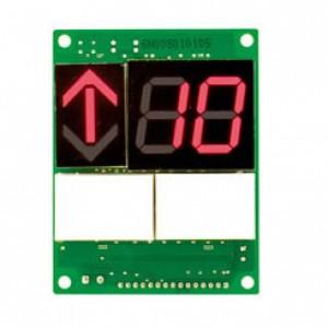 Индикатор с параллельным интерфейсом
