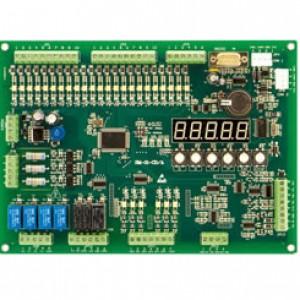 Плата контроллера с 16-разрядным последовательным