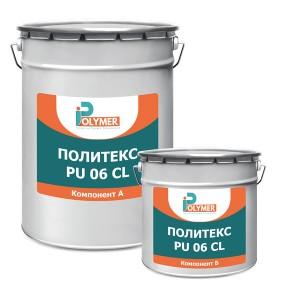 Наливной пол iPolymer ПОЛИТЕКС PU 06 СL