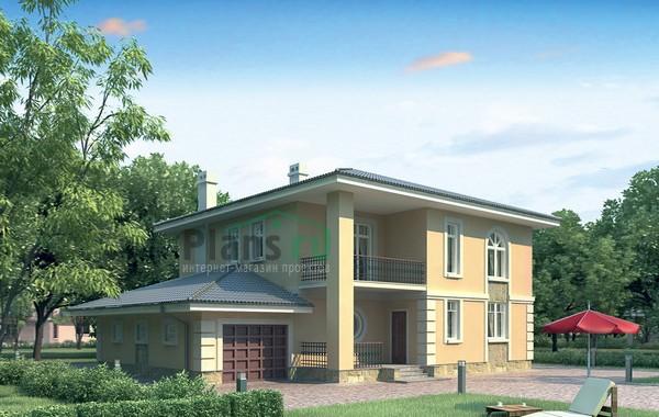 Проект кирпичного дома 71-06