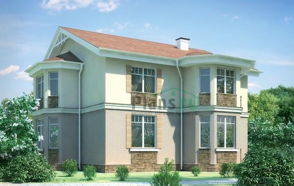 Проект кирпичного дома 71-81