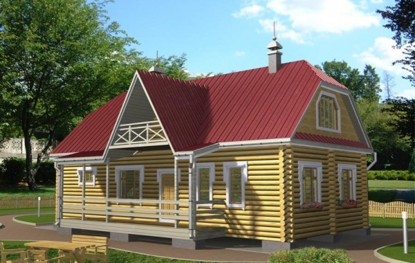 Уник.№: K-86 Финский дом