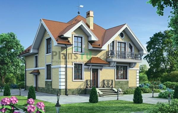 Проект деревянного дома 12-00