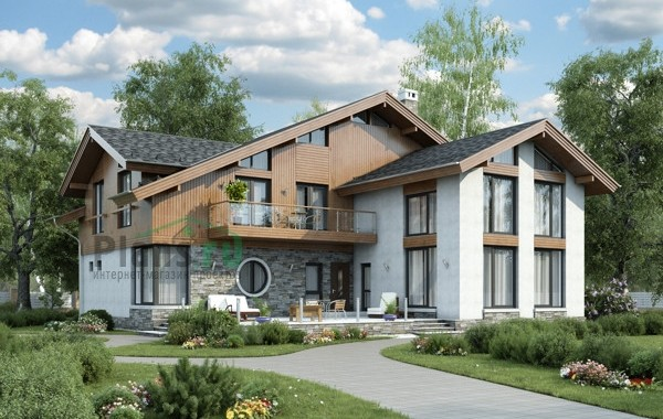 Проект кирпичного дома 39-47
