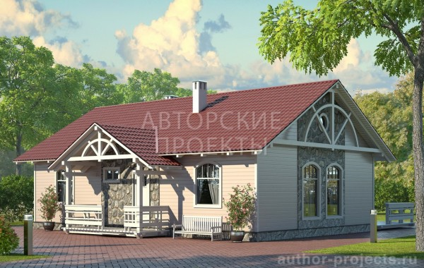Проект дома 002-1