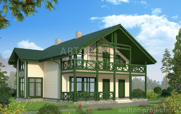 Проект дома 012-2