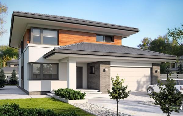 Проект дома 4m756