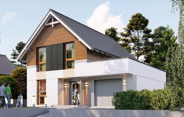 Проект дома 4m771