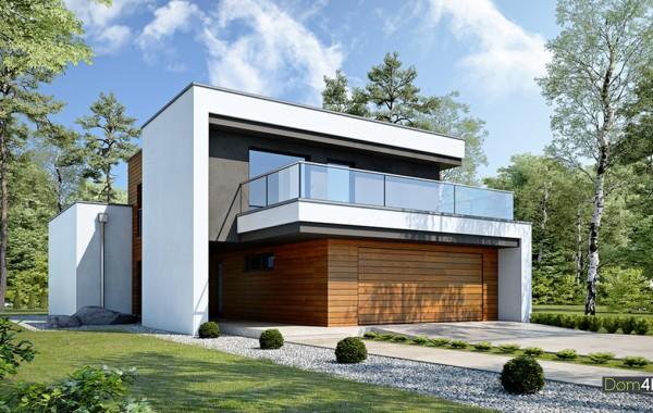 Проект дома 4m425