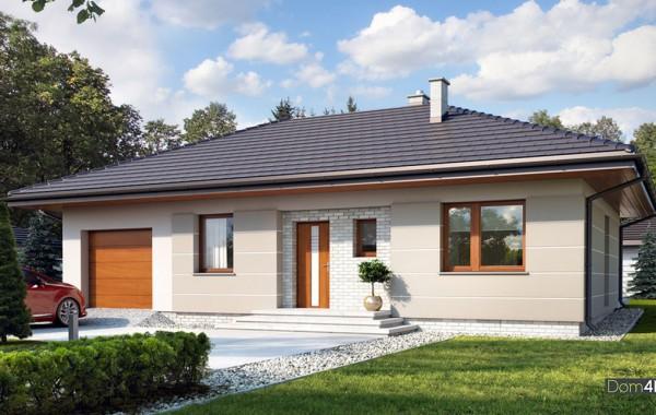 Проект дома 4m533