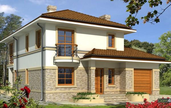 Проект дома 4m497